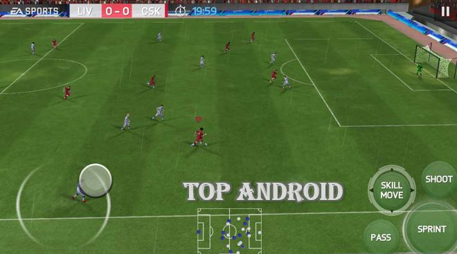 FIFA 20 MOD FIFA 14 Android Offline 800 MB