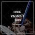 Hssc vacancy Big Update 2019: Extension online application date