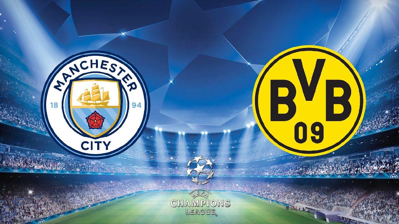 بث مباشر مباراة مانشستر سيتي وبوروسيا دورتموند