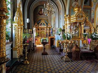 Ізюм. Свято-Вознесенський кафедральний собор