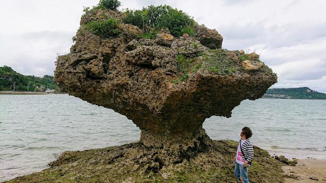 沖縄 アマミチューの墓