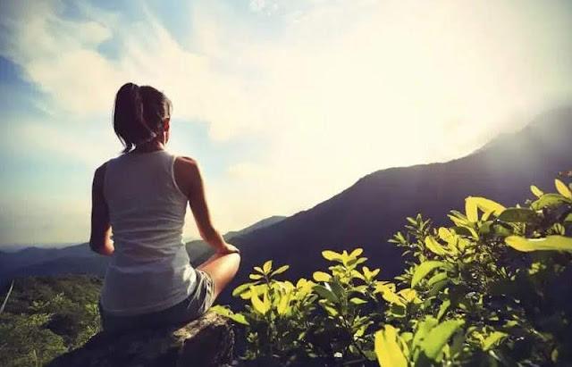 Meditação na Chapada Diamantina (Foto: Divulgação)