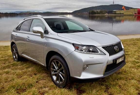 2015 lexus RX 350 Luxury Value Edition