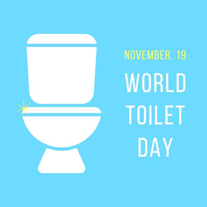 World Toilet Day Wishes