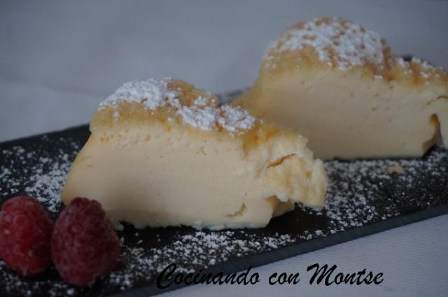 Tarta De Queso Al Microondas ¡sin Azúcar!
