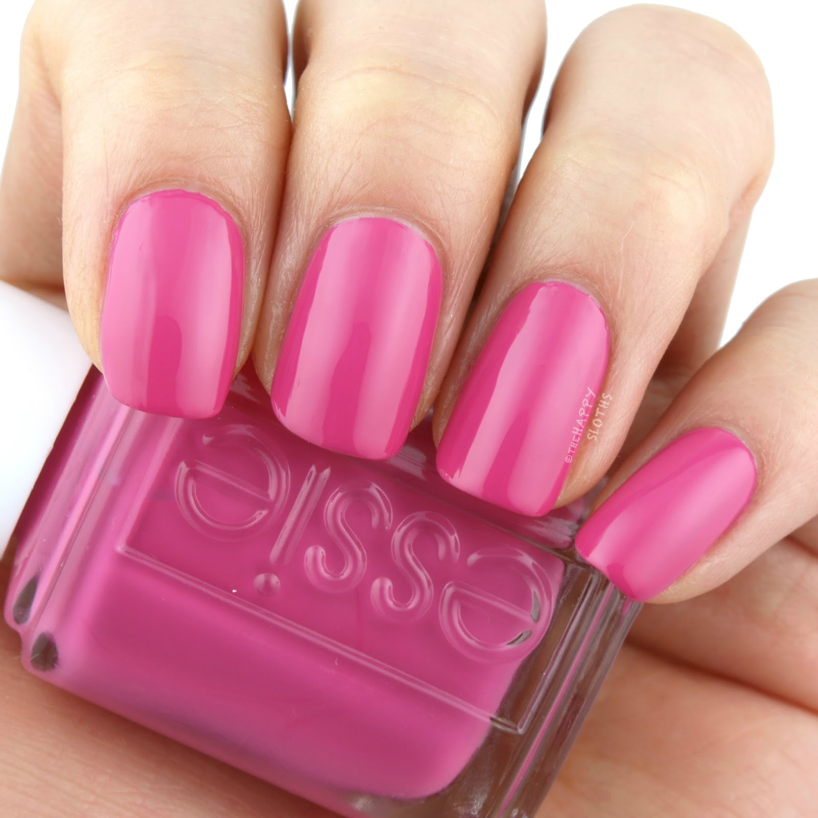 Essie Summer 2018 | Fuchsia is Bright: Review and Swatches