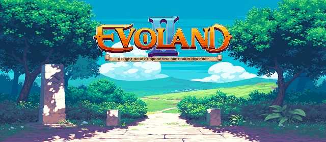 Evoland android rol oyunu apk