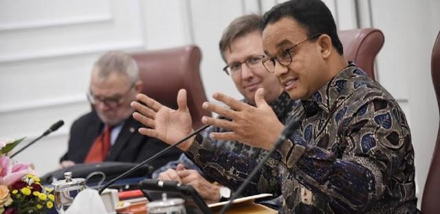 Pusat Setujui Revitalisasi Monas, Baru Ngerti setelah Dijelaskan Gubernur Anies, Kalau Masih Dibully, Jokowi Juga Kena
