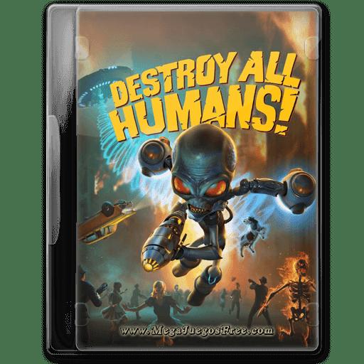 Descargar Destroy All Humans PC Full Español