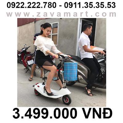 Những kiến thức về xe điện mini E-Scooter