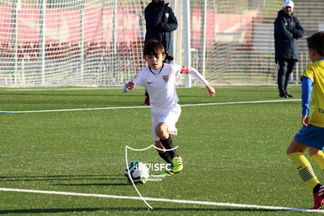 Galería de fotos Sevilla FC - UD Tomares