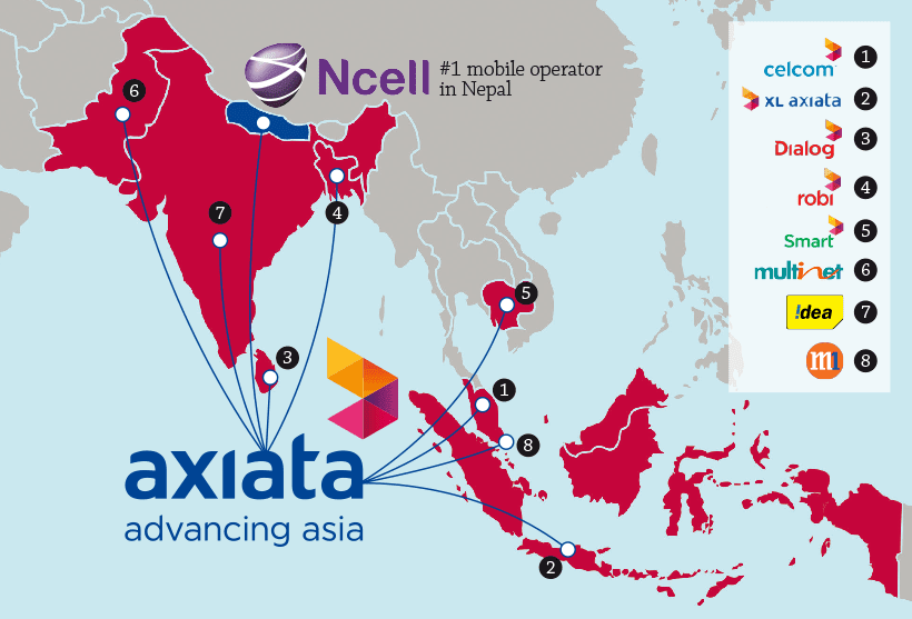 Axiata: Advancing Asia