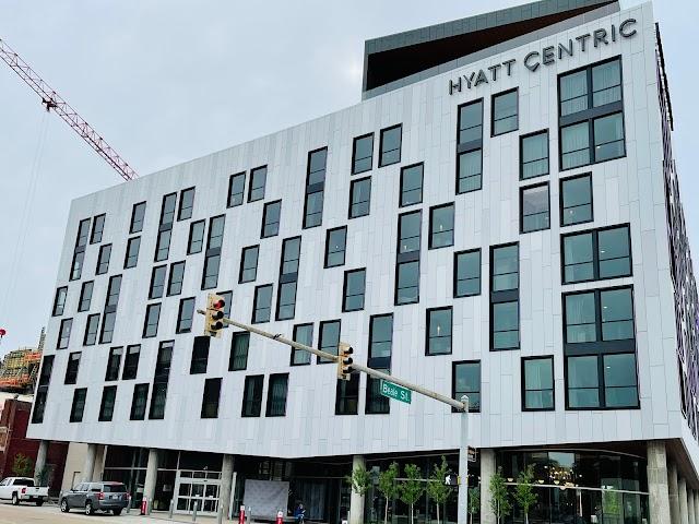 Review: Hyatt Upgrade and Benefits at Hyatt Centric Beale Street Memphis