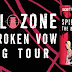 Spill Zone: The Broken Vow Blog Tour