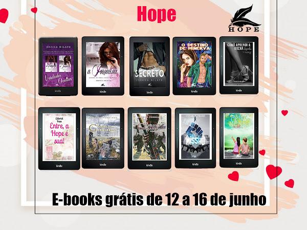 Dia Dos Namorados Hope < E-books grátis de 12 a 16 de Junho>