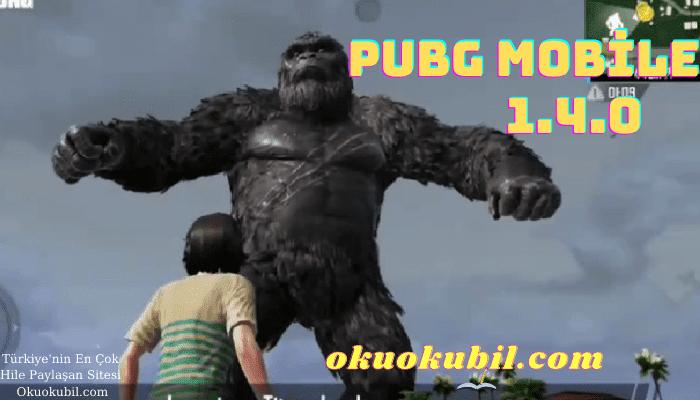 Pubg Mobile 1.4.0 MODED PAK, Global, IOS + Android Güncel İndir