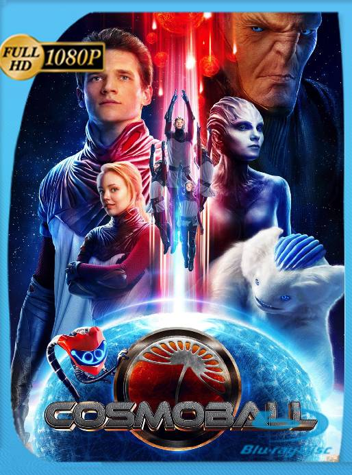 Cosmoball: Guardianes del Universo (2020) WEB-DL 1080p Latino [GoogleDrive] Ivan092