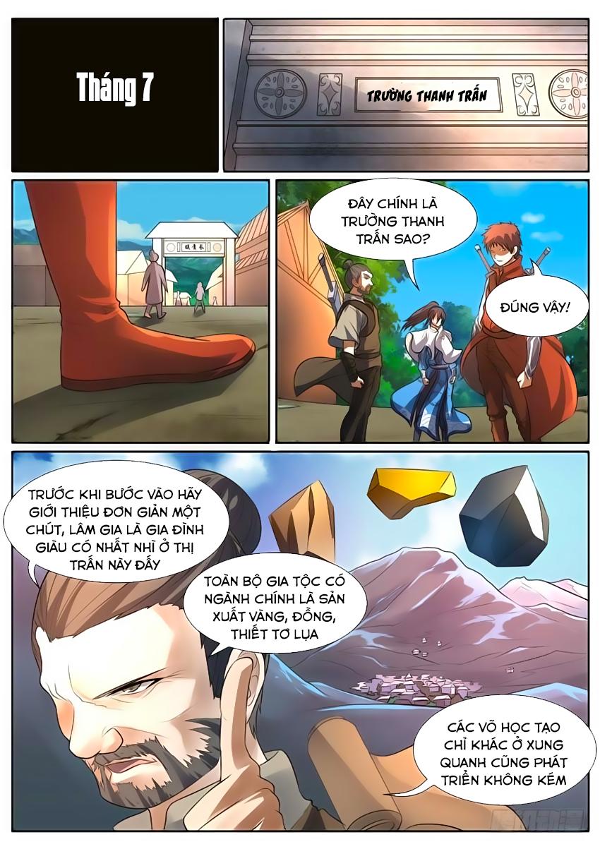 Ngự Thiên chap 11 - Trang 7