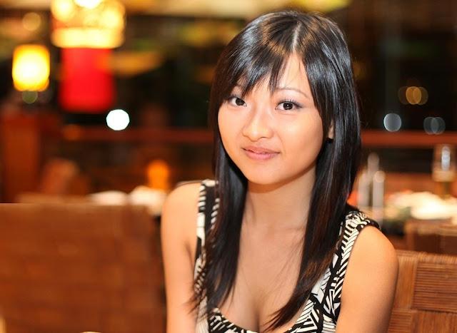 Singapore FHM Models 2012 Winner Jamie Ang Leaked Nude Photos