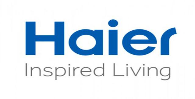 Haier LED TV LOGO Files Free Download