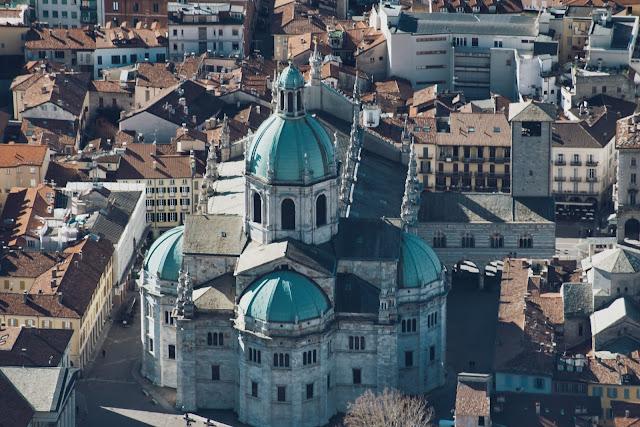 Katedra w Como - Duomo di Como