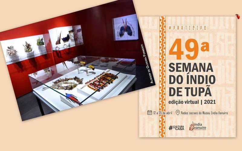 O Museu Índia Vanuíre, instituição da Secretaria de Cultura e Economia Criativa do Governo do Estado de São Paulo, gerida pela ACAM Portinari, celebra todos os anos a Semana do Índio.