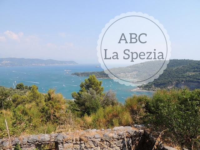 L'ABC della Spezia: veduta del golfo della Spezia