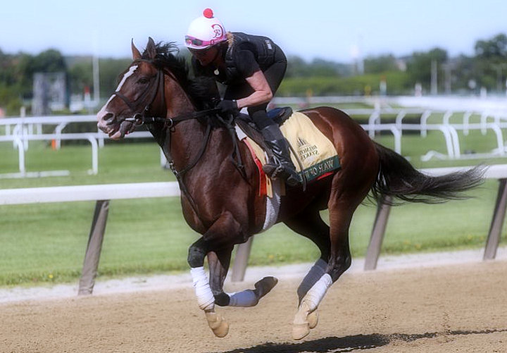 BELMONT STAKES: START TIME, TV CHANNEL, LIVE CURRENT, POSITION POSITIONS AND POSSIBILITIES