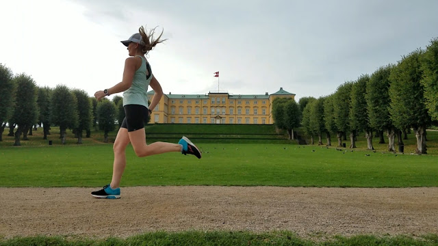 Early Morning Run - Copenhagen - Fredericksberg Castle