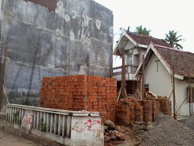 struktur bangunan sederhana