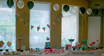 1950s Themed 80th Birthday Party