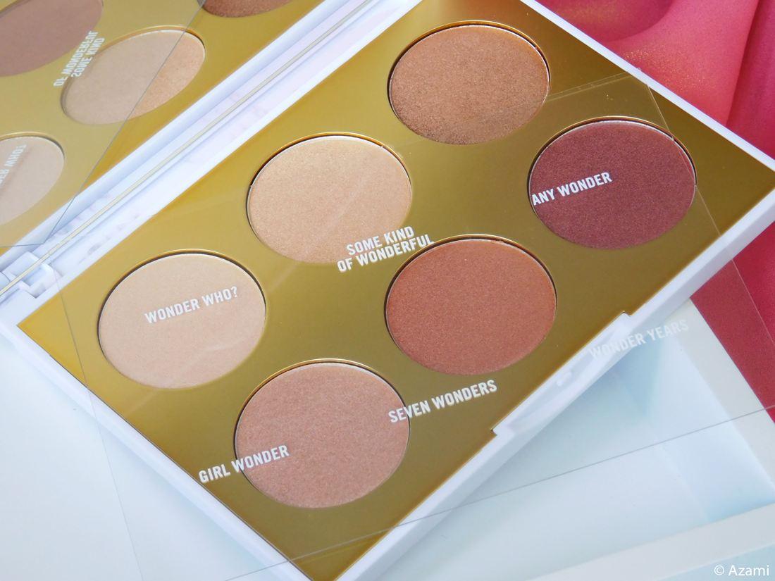 M.A.C. Cosmetics | Ignite Wonder Face Palette - Electric Wonder Limited Edition 2019 - Eyeshadow Natural Vice & Desert Lightning - Feelin' Sedimental - Review & Swatches - Bronzer - Avis Palette Highlighters Blush