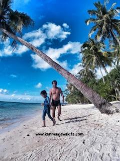 Pantai Tanjung Gelam Karimunjawa