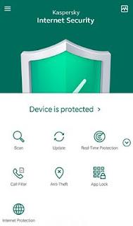 kaspersky mobile antivirus terbaik untuk android