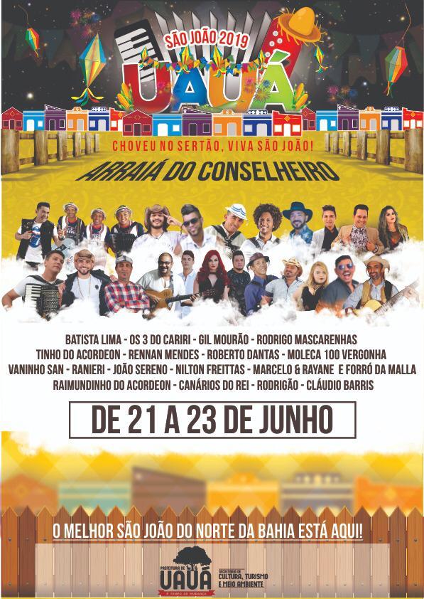 São João 2019 Uauá