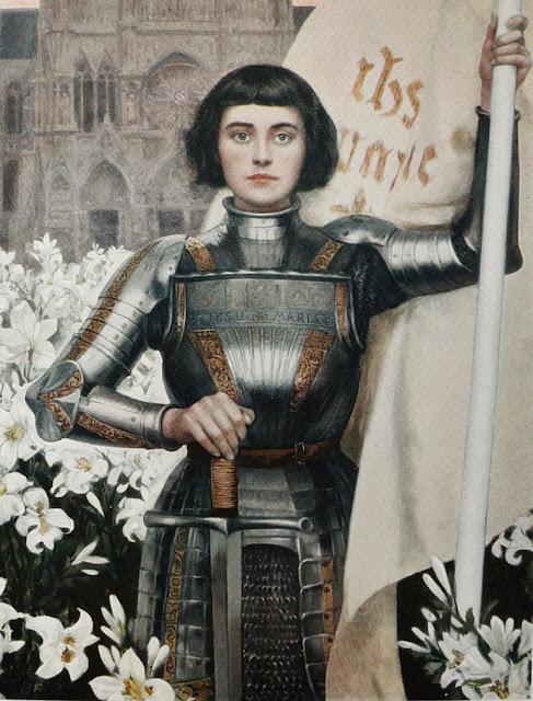 Biodata dan Profil Jeanne d'Arc