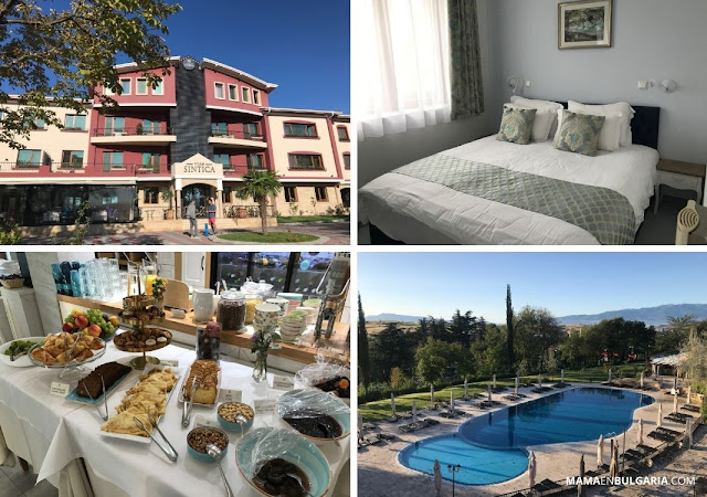 hotel Villa Sintica