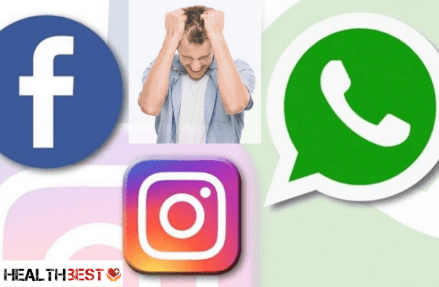 Facebook..Instagram..WhatsApp..They all threaten your health..