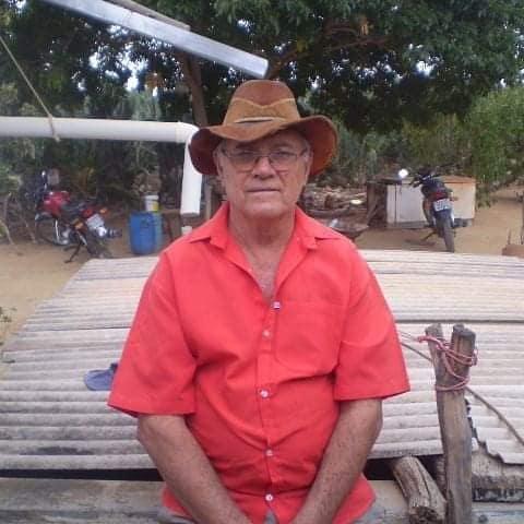 Familiares e amigos comunicam o falecimento do Sr. Sebastião Inácio de Souza