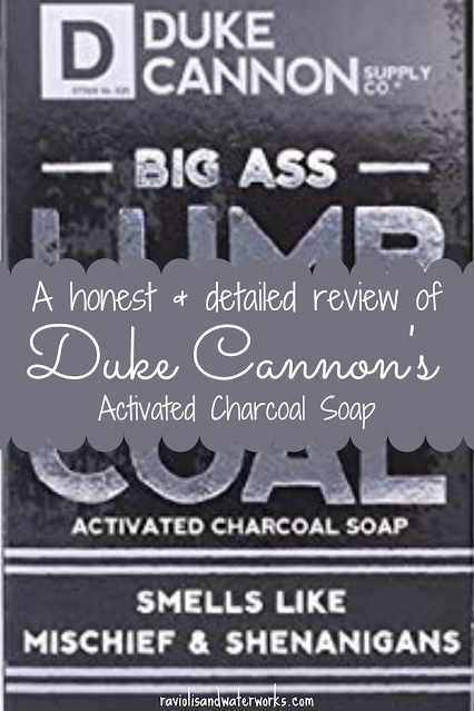 duke cannon soap; activated charcoal soap; duke cannon supply co; how to find the right charcoal soap; how does charcoal soap work; how is duke cannon soap; is duke cannon soap good; charcoal stocking stuffers; funny christmas presents