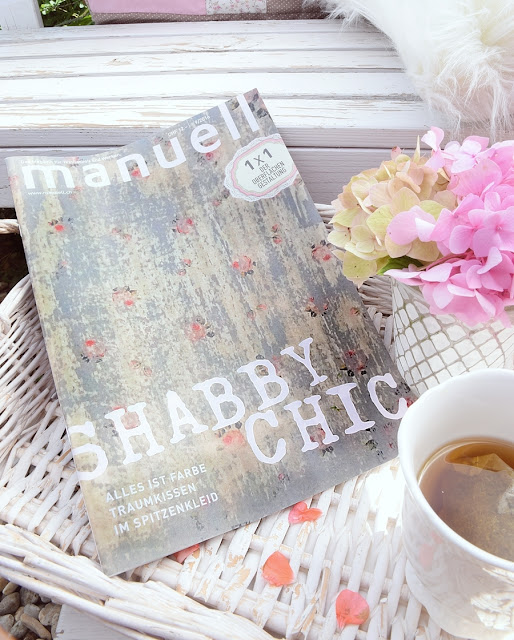 Blog White and Vintage in der Zeitschrift MANUELL