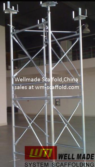 8818a7dd4aed48 Doka Formwork Frames-H Frame Scaffolding Shoring System-China Lead OEM  Manufacturer