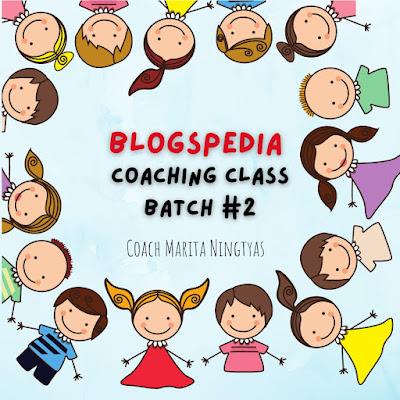 blogspedia coaching batch 2