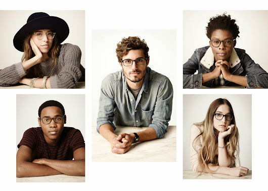 the curator: Warby Parker