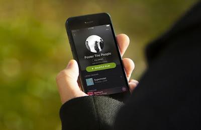 Spotify volta a perder dinheiro no 2º trimestre