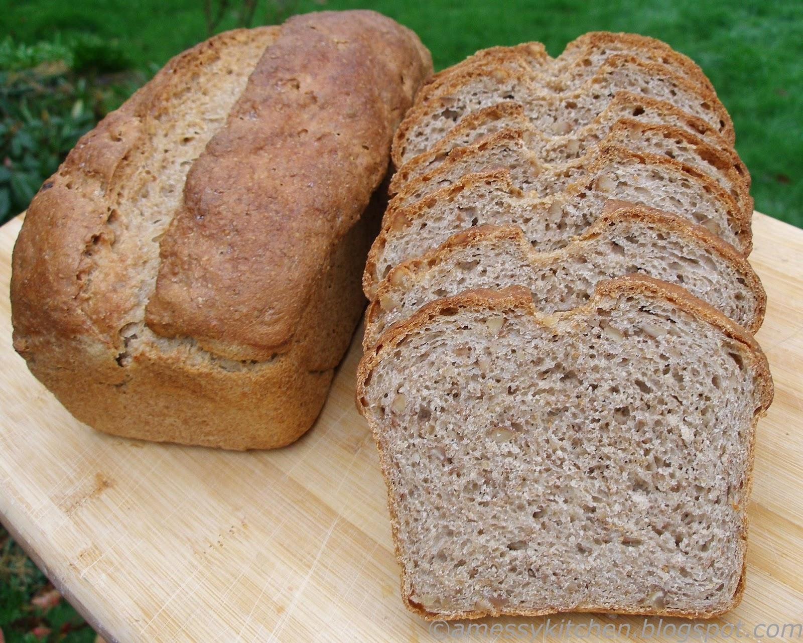 5 grain bread