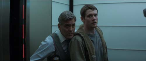 George Clooney, Jack O'Connell in Money Monster
