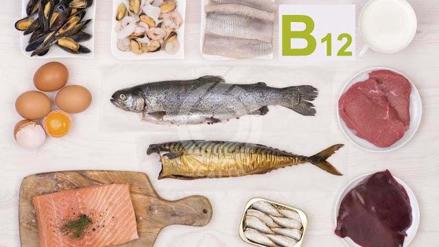 Refuel with vitamin B12