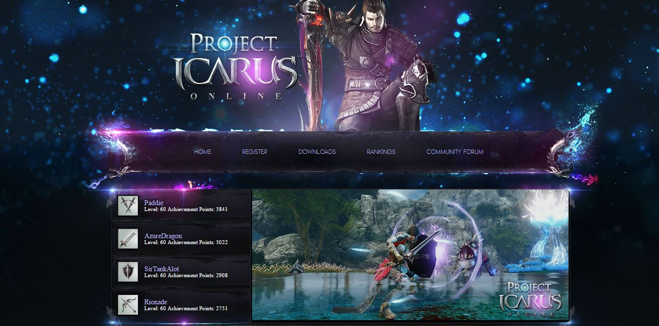 icarus project Your name or email address: do you already have an account no, create an account now yes, my password is:.