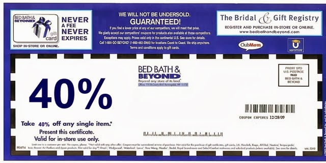 image about Yonkers Printable Coupons named Present Mattress Tub And Over and above On the web Coupon BangDodo